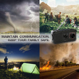 Emergency Weather Radio - TopTacticalGear
