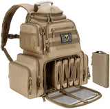 Gun Range Tactical Case Backpack - TopTacticalGear