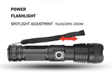 Tactical Super Bright Flashlight - TopTacticalGear