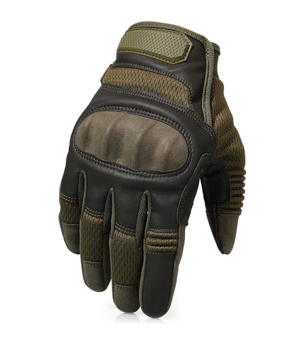 Hard Knuckle Tactical Gloves - TopTacticalGear