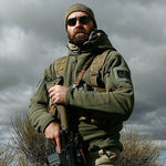 Military Windproof Jacket - TopTacticalGear