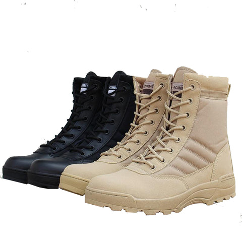 Tactical Military Boots - TopTacticalGear