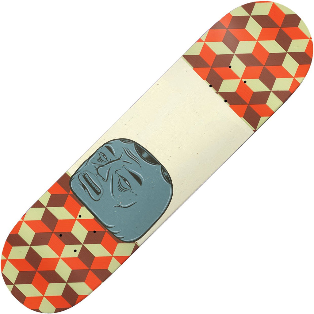 Baker - Barry Mcgee Skateboard Deck - Spanky