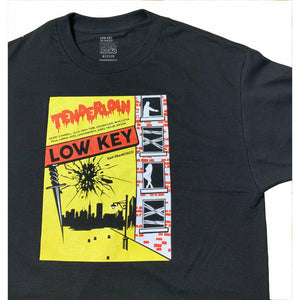 "Kick Rocks Kid x Low Key Skate Shop - ""Tenderloin"" T-shirt"