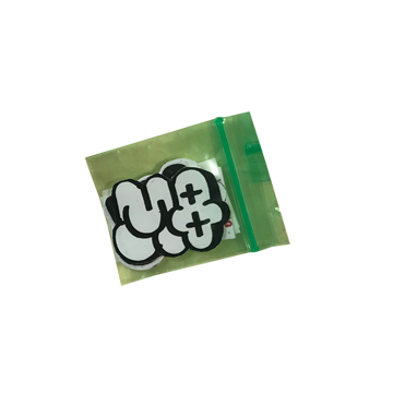 MQ Dime Sticker Bag