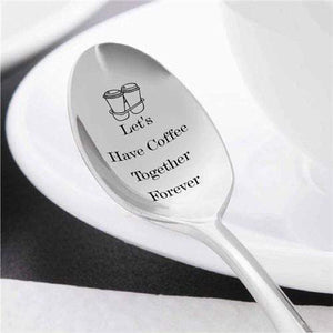Cute Coffee Spoon-Best Christmas Gift