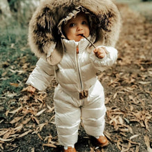 Load image into Gallery viewer, Winter Down Suit With Fur(No Real Fur)