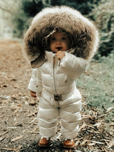Load image into Gallery viewer, Winter Down Suit With Fur(No Real Fur) Special Offer