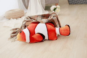 Cat kicker fish toy - ✅ Christmas Deal