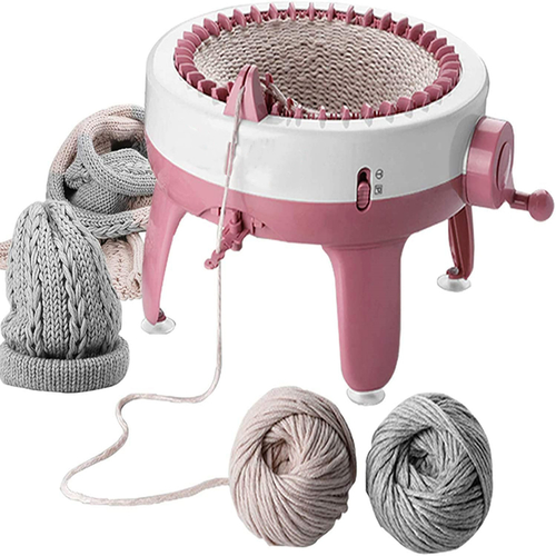 🔥HOT SALE🔥-Christmas Hot Sales🎄22 & 40 Needles Knitting Loom Machine