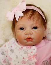 Load image into Gallery viewer, Vinyl lifelike simulation doll _otarddolls reborn doll plastic dolls doll doll custom