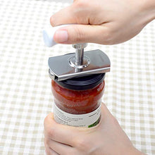 Load image into Gallery viewer, Jar Opener Stainless Steel