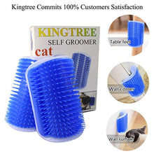 Load image into Gallery viewer, Kingtree Cat Self Groomer, 2 Pack