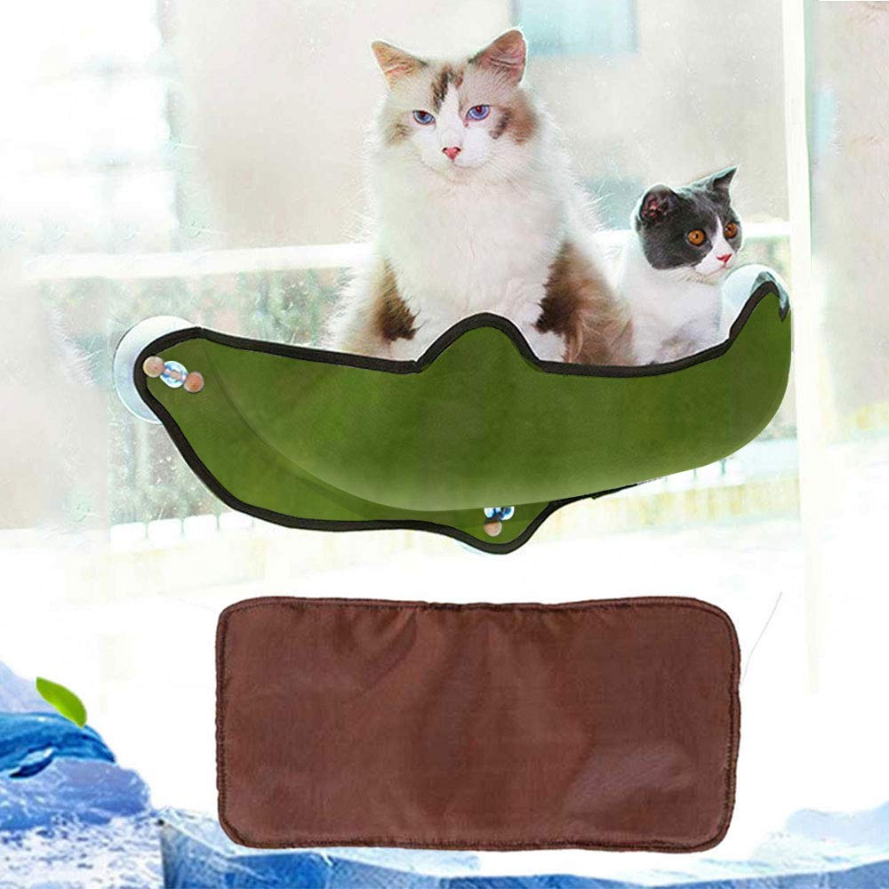 Cat Window Mounted Bed