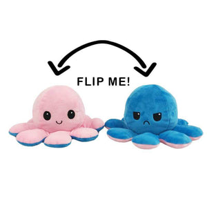 Cute octopus plush