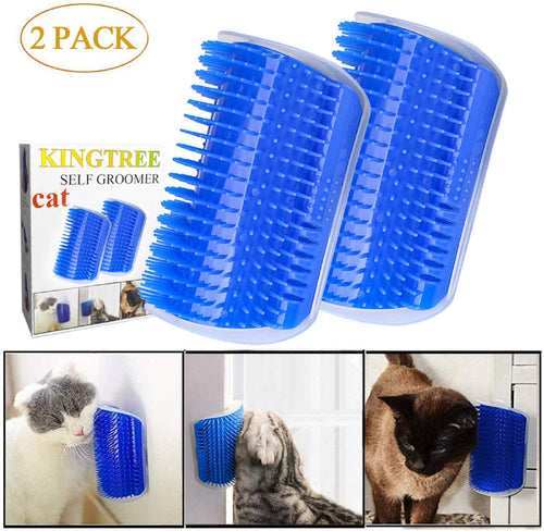 Kingtree Cat Self Groomer, 2 Pack