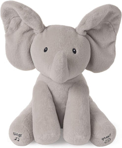 Baby Animated Flappy Gray, 12""