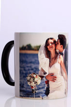 Load image into Gallery viewer, Custom Image Coffee Mug, Personalized Photo Cup - DIY Print Heat Sensitive Color Changing Birthday Christmas Gift
