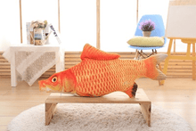 Load image into Gallery viewer, Cat kicker fish toy - ✅ Christmas Deal