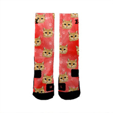 Load image into Gallery viewer, Customized Cat Socks