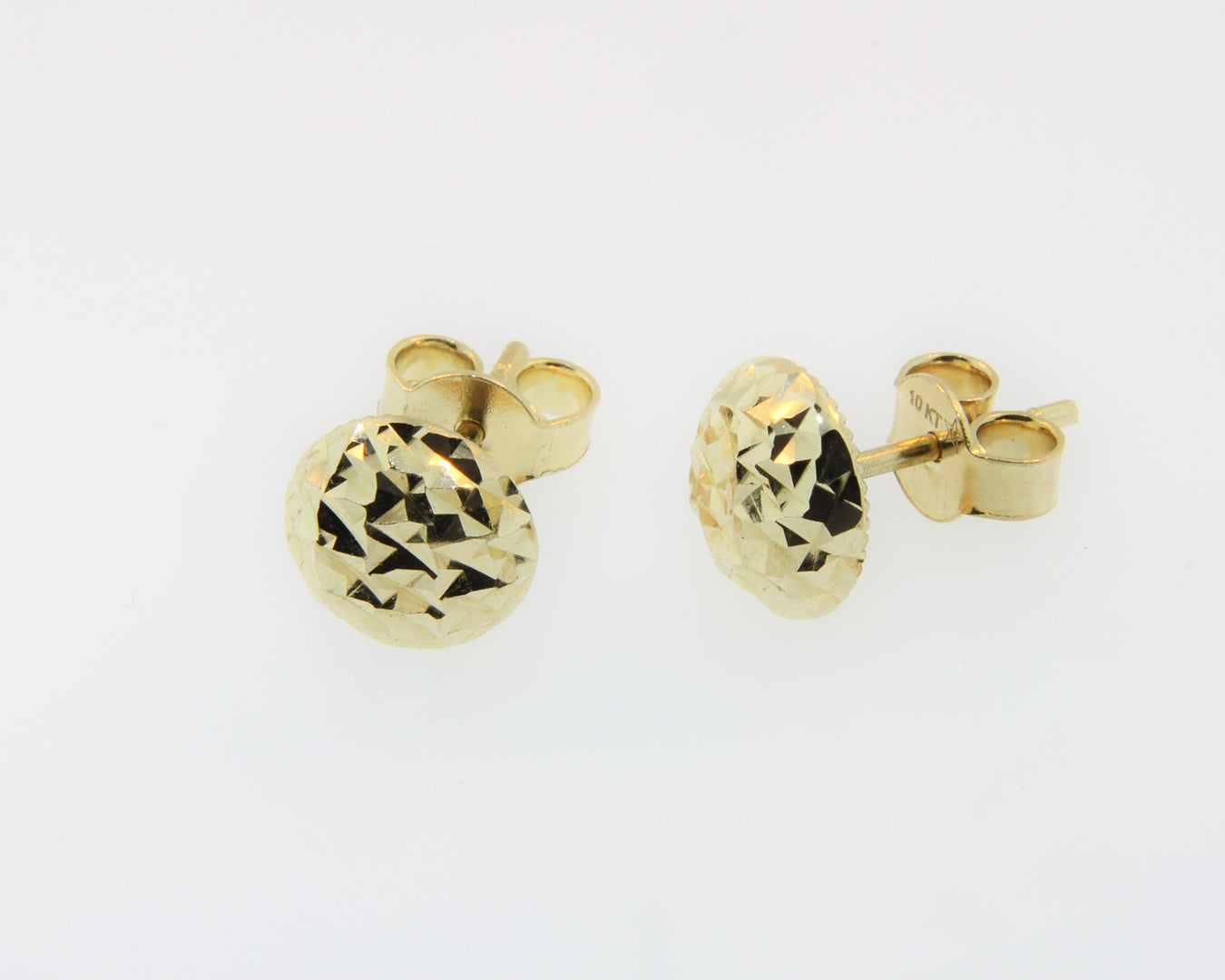 Large Gold Ives Earrings