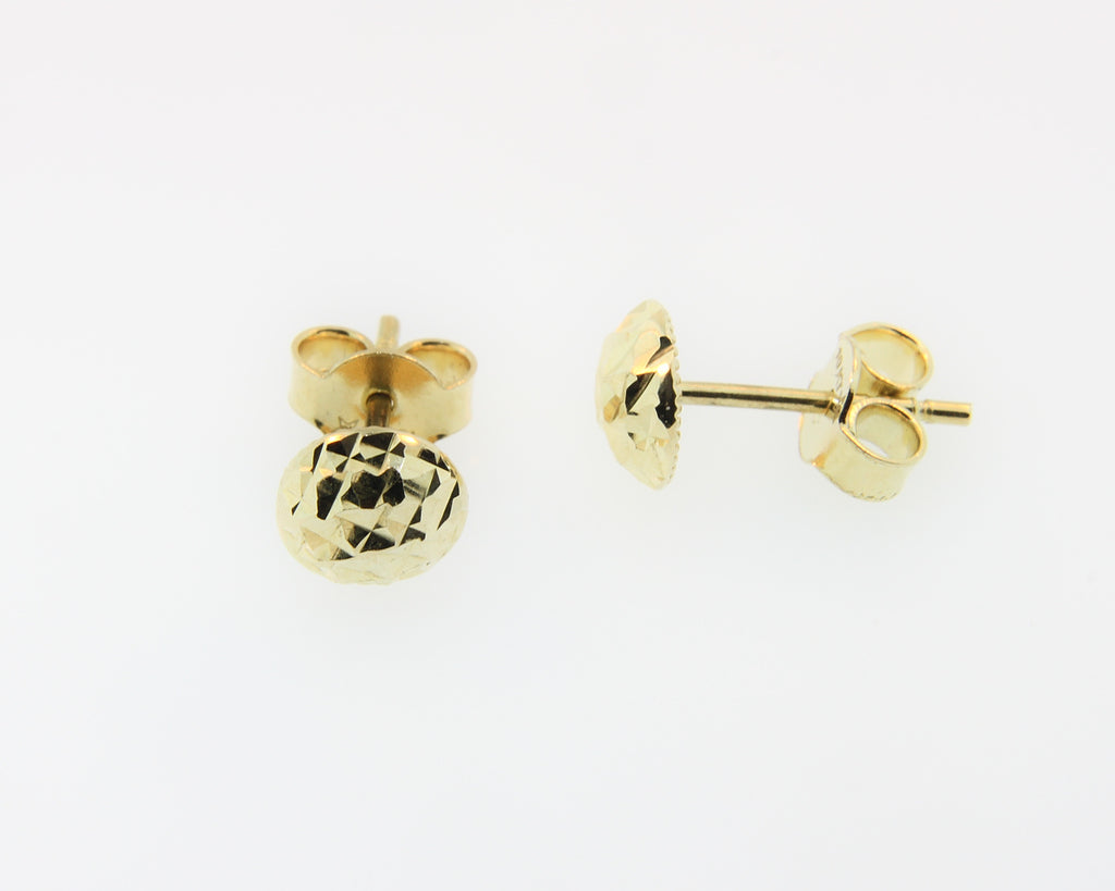 Small Gold Ives Earrings