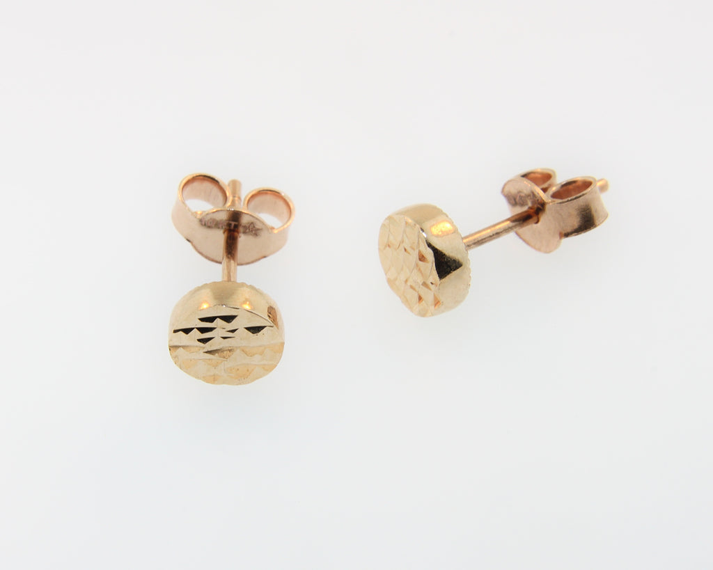 Gold Whitby Earrings