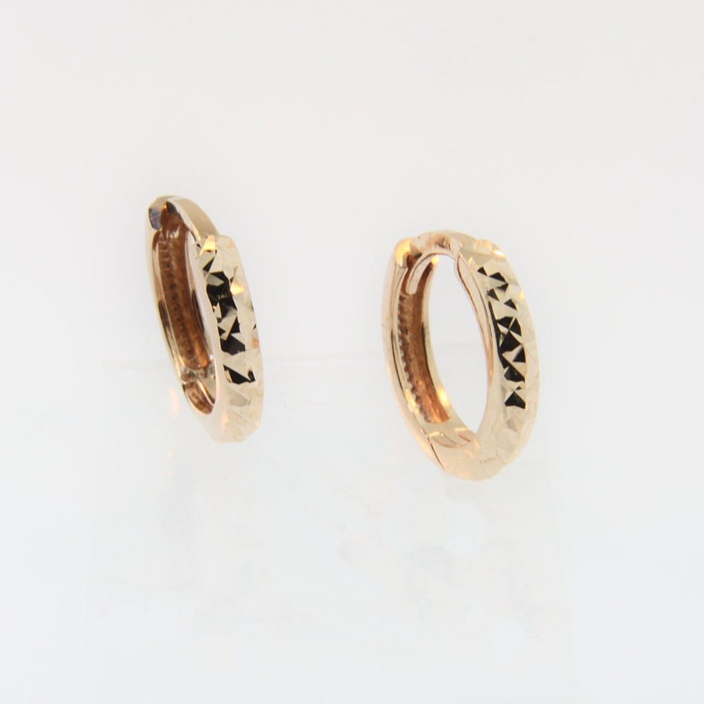 Medium Gold Lynton Earrings