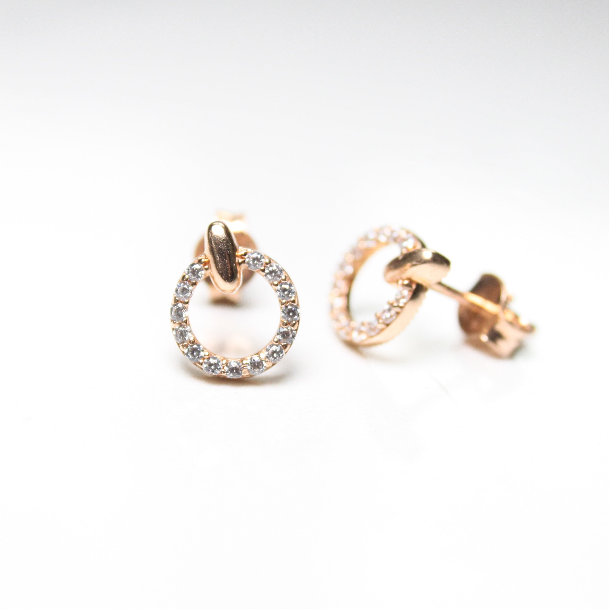 Cubic Zirconia Eze Earrings