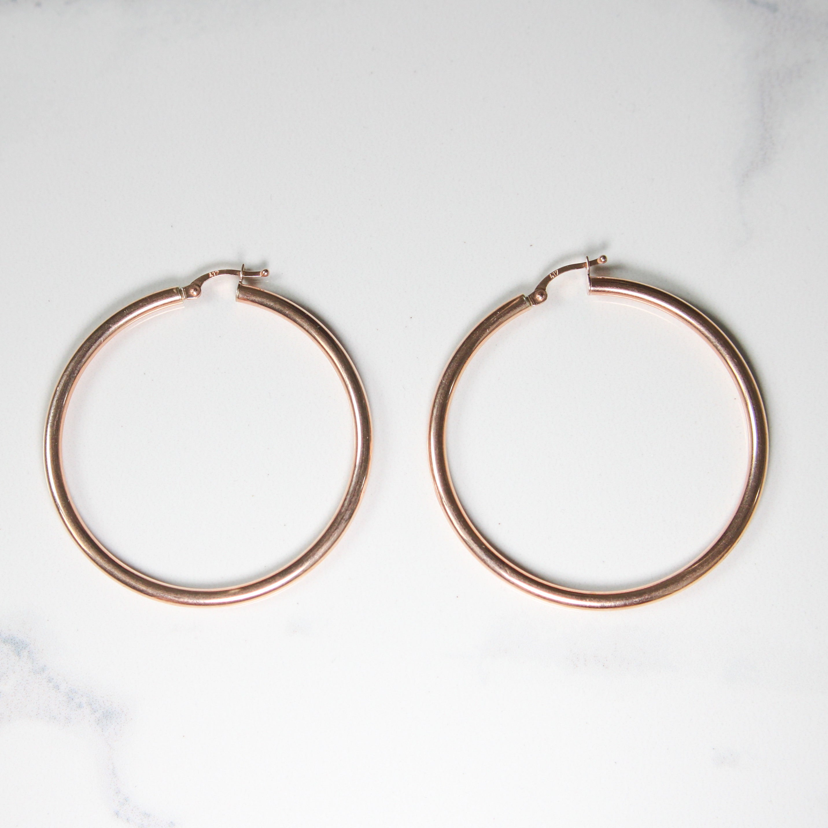 Gold Cassis Earrings