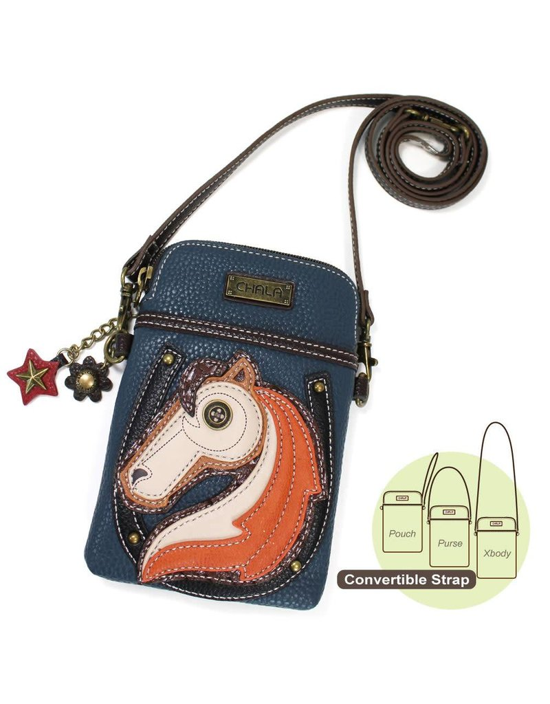 Cell Crossbody - Horse