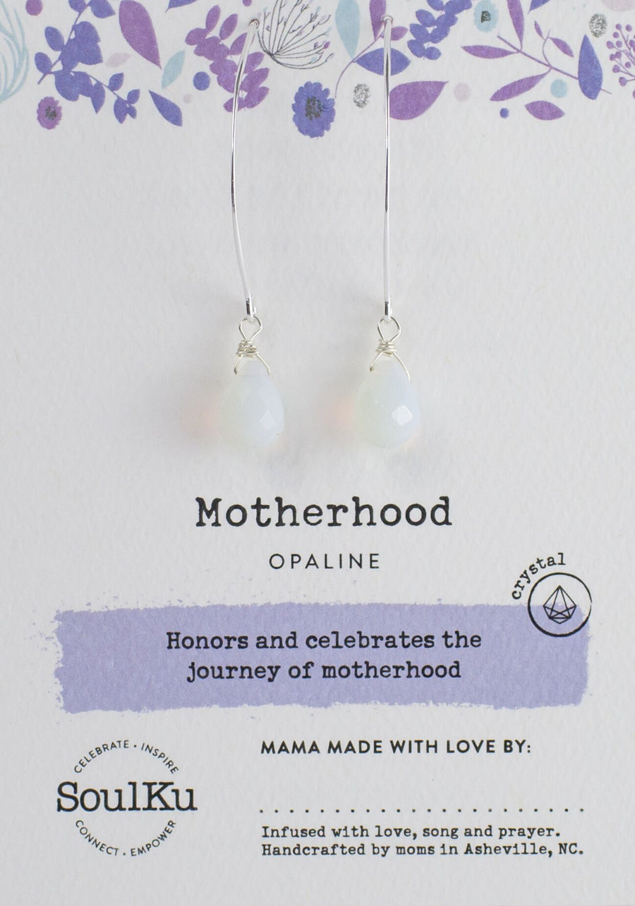 Opaline Motherhood Earrings