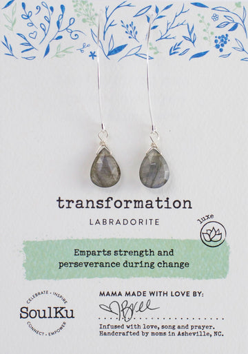 Earrings - Transformation