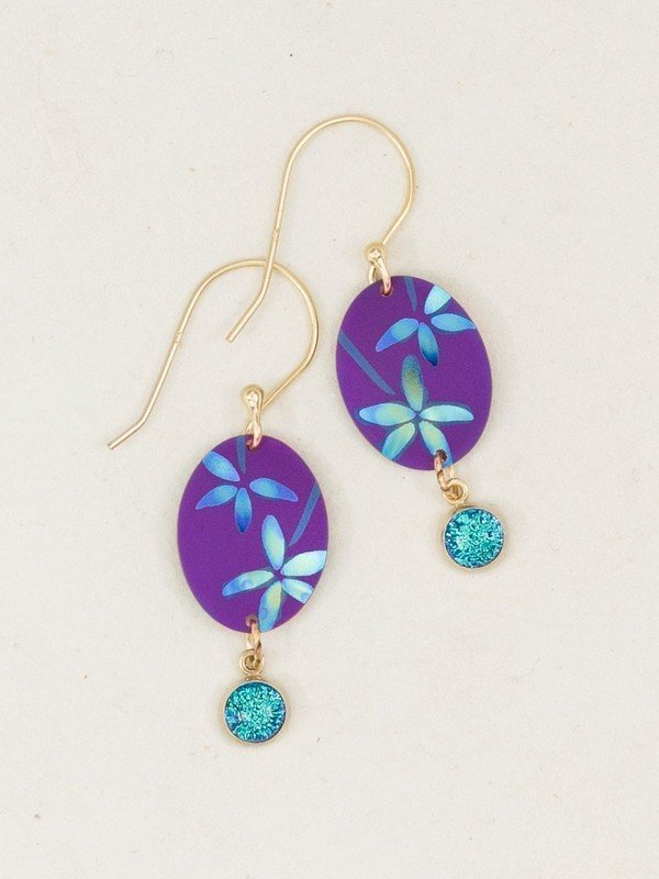 Firelight Earrings