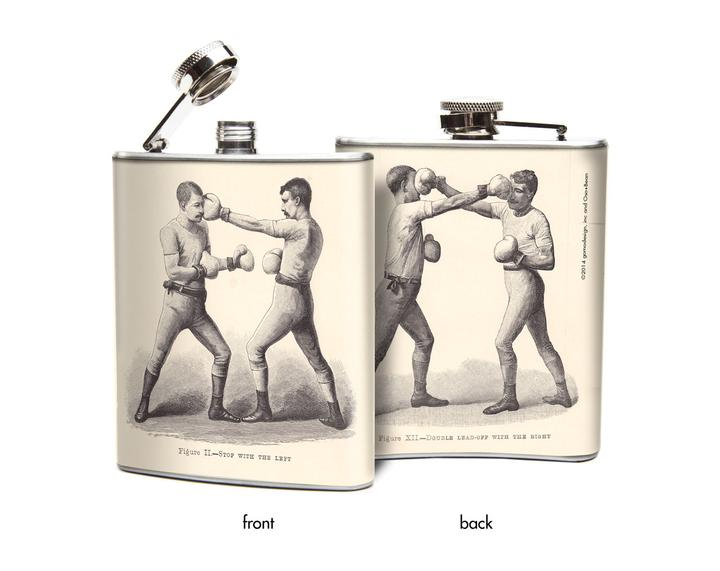 Boxers Flask
