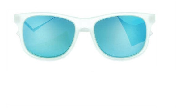 Hipster Kid Sunglasses Frost