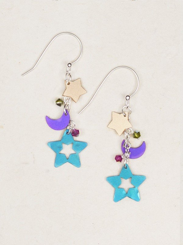 Multi Celestial Earrings