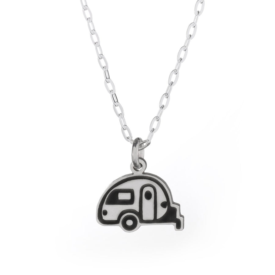 Tiny Camper Necklace