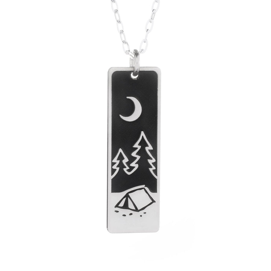 Find Your Path Necklace