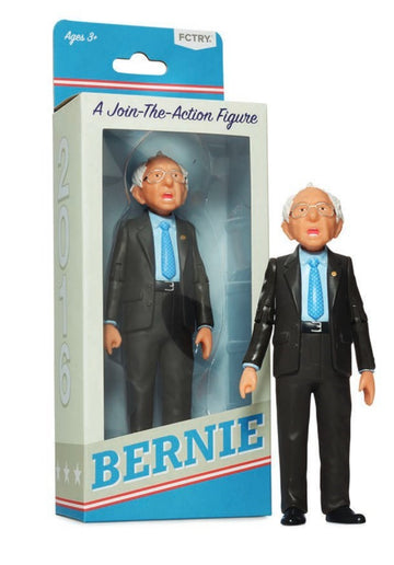 Real Life Action Figures Bernie Sanders