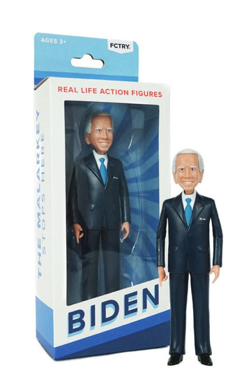 Real Life Action Figure Joe Biden