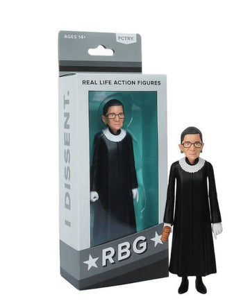 Real Life Action Figure RBG