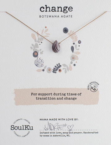 Soul Full Necklace - Change