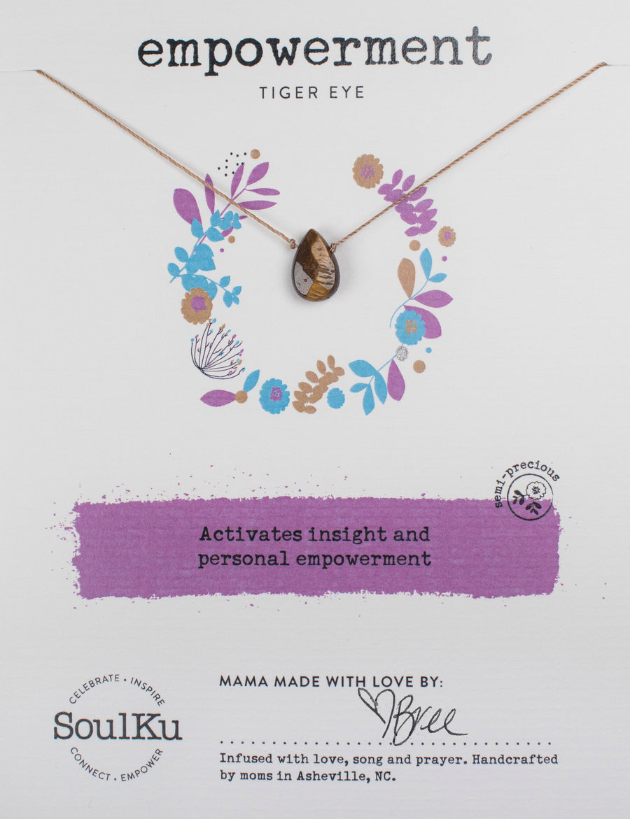 Soul Full Necklace - Empowerment