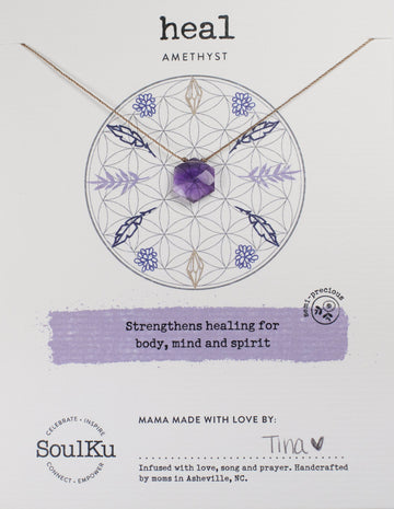 Sacred Necklace - Heal