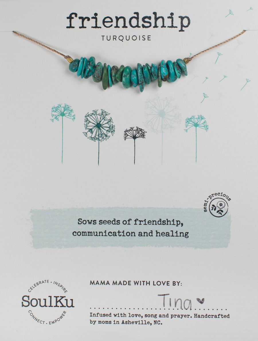 Seed Necklace - Friendship