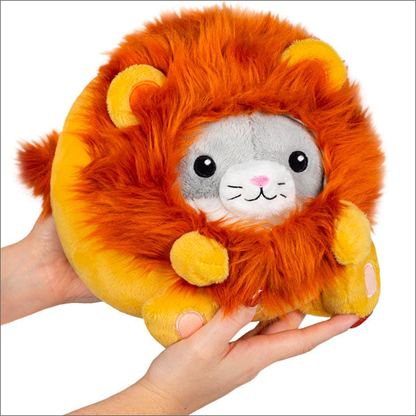 Undercover Lion Kitty Squishable
