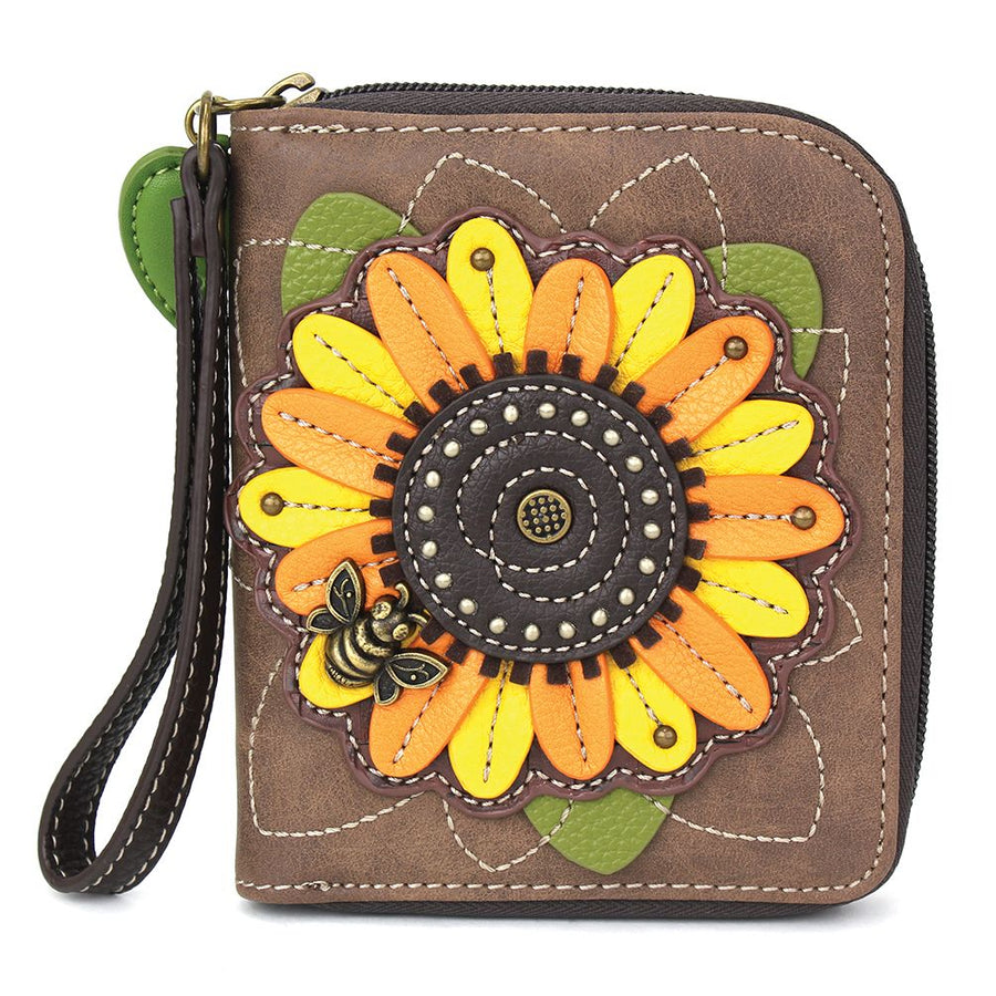 Wallet - Sunflower