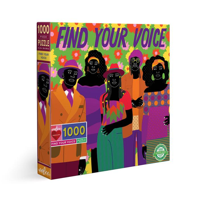 Find Your Voice Puzzle