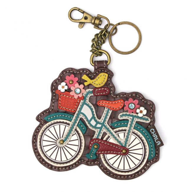 Key Fob - Bicycle
